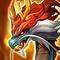 Legendary Crimson Dragon