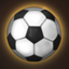 Soccer Ball Power Stone Icon