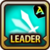 Leader Skill Attack Speed (Low) Arena Icon