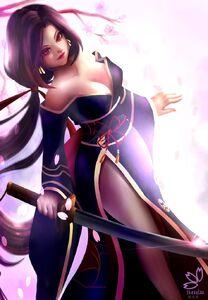 Sylvia by Ikesetsu