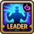 Leader Skill Health Point (Mid) Dark Icon
