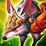 Enchanted Red Fox