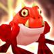 Gehörnter Frosch (Feuer) Icon