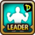 Leader Skill Health Point (Low) Dungeon Icon
