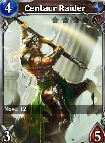 Centaur Raider