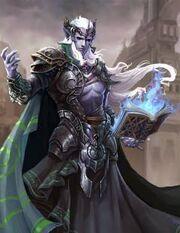 Elf Conjurer Full Art