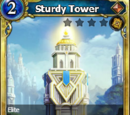 Sturdy Tower