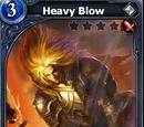 Heavy Blow