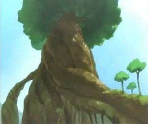 Giant Sacred Tree