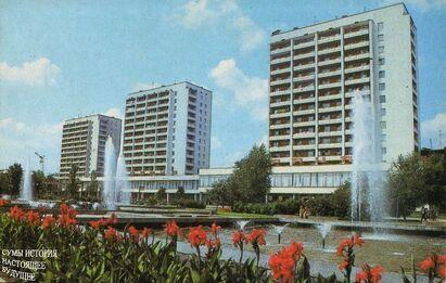 Театральна і комплекс Враца