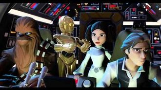 Disney Infinity 3.0 Intro and Gameplay Xbox 360 RELEASE DAY