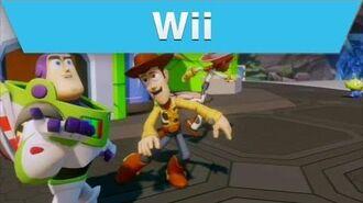 Wii - Disney Infinity Wii Trailer