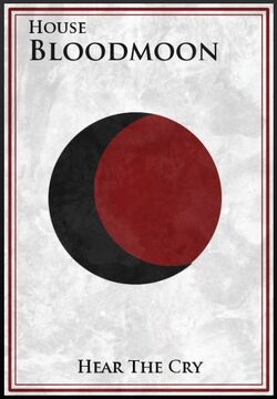 House bloodmoon sigil