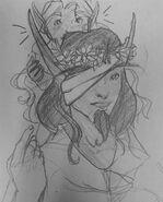 Lori and Dalchirya by Pydoodles