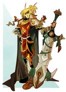 Saki sword