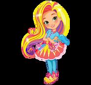 Nickelodeon Sunny Day Sunny Character Art