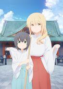 Sunohara Caretaker Akkun and Ayaka Special