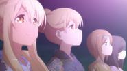 Sunohara Anime Episode 8 Ayaka and JK fireworks