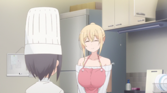 Sunohara Anime Episode 4 Who's Cooking
