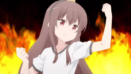Sunohara Anime Episode 2 Yuzu Fired Up