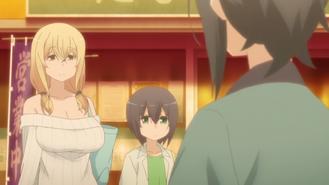 Sunohara Anime Episode 2 Akkun Ayaka meets Yao