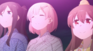 Sunohara Anime Episode 8 Student Council Fireworks