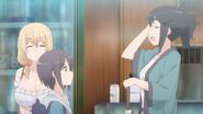 Sunohara Anime Episode 9 Ayaka Akkun and Nishiki