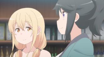 Sunohara Anime Episode 9 Ayaka and Nishiki