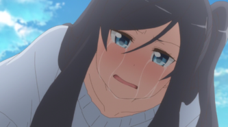 Sunohara Anime Episode 3 Sumire cry