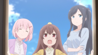 Sunohara Anime Episode 1 Student Council