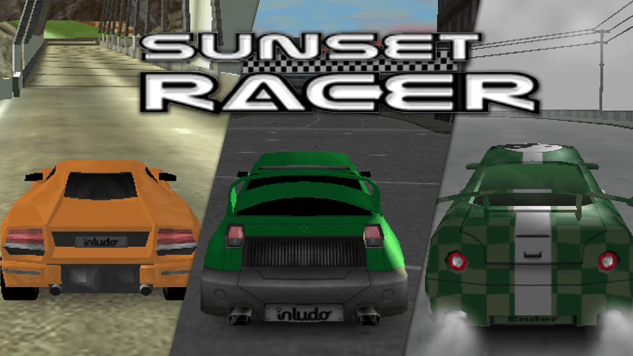 Sunset racer game 2 casino bus tour games