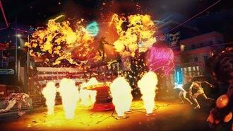 Spawner Kill in Sunset Overdrive