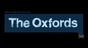 The Oxfords