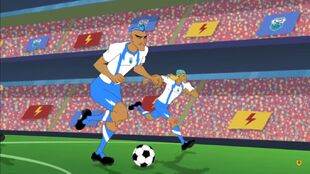 (3) Supa Strikas - Season 4 - Ep50 - Worth his Weight in Goals - Soccer Adventure Series - YouTube - Google Chrome