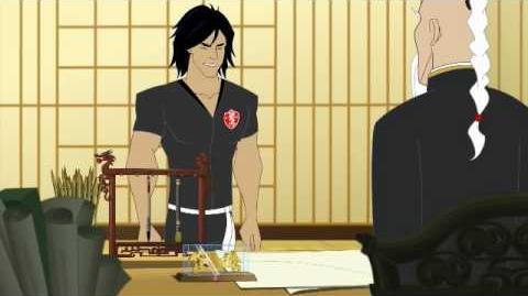 Supa Strikas - Miko Chen & Master Ura Giri