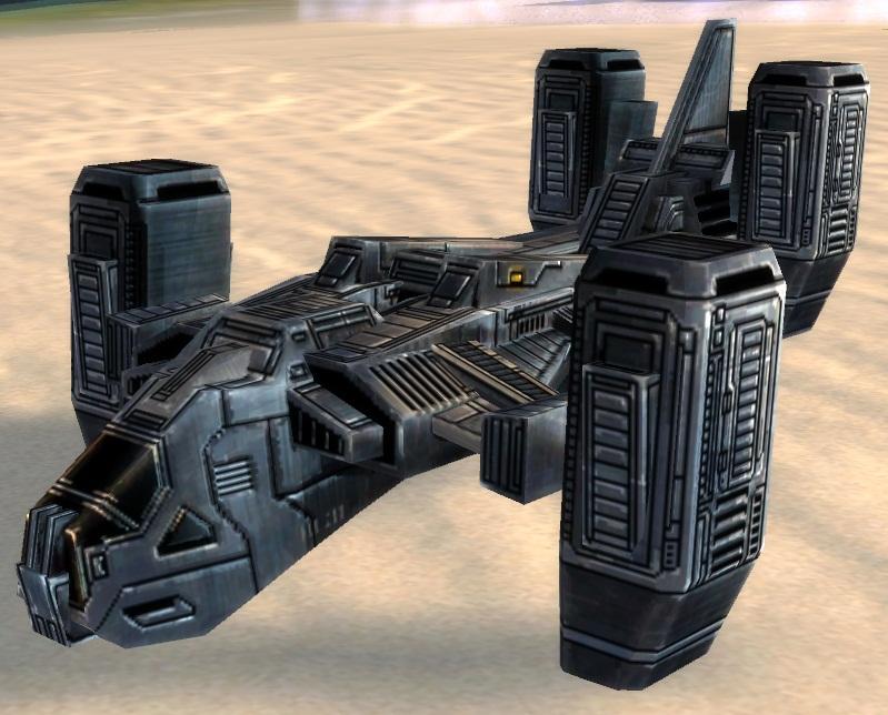 ОФЗ Т2 Воздушный штурмовик (анг. Gunship)