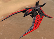 Cybran Gemini Air Superiority Fighter