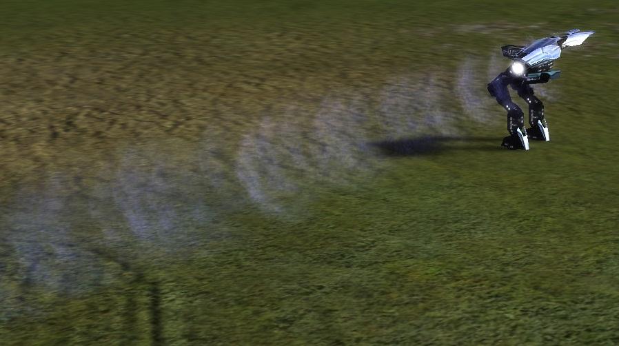 Эон Aeon легкий штурмовой бот Flare