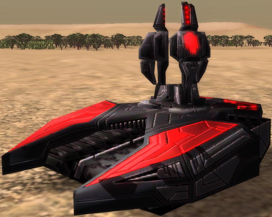 """Кибран Cybran T2 """"Жулик"""" – мобильный генератор маскирующего поля"""