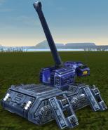 UEF Demolisher Deployed