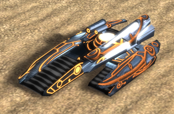 Серафим Seraphim Т1 средний танк Thaam