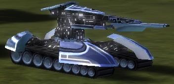 Эон Aeon Т1 легкая мобильная артиллерия Fervor