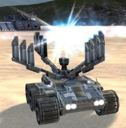 ОФЗ UEF Т2 мобильный генератор щита «Parashield» (ру. Пара щит)