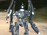 Seraphim Experimental Assault Bot