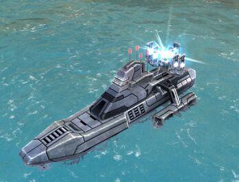 UEFT2ShieldBoat
