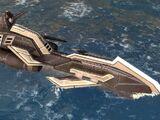 Cybran T2 Counter-Intelligence Boat