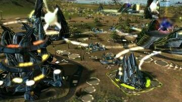 Supreme Commander Forged Alliance Trailer 1 E3 2007