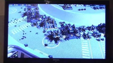 E3 2009 Supreme Commander 2 Demo