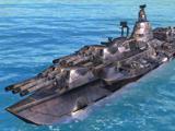 UEF T3 Battleship