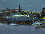 Seraphim T3 Aircraft Carrier